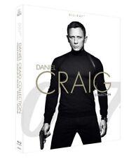 007 COFANETTO DANIEL CRAIG(4 BLU-RAY)-CASINO ROYALE/QUANTUM OF SOLANCE/SKYFALL/