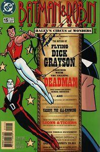 Loren Lester Signed Batman and Robin Adventures #15 Authentic Auto JSA COA