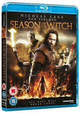 Season of the Witch Blu-ray (2011) Nicolas Cage (FREE SHIPPING)