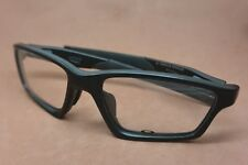 New Oakley Crosslink Sweep OX8031 Glass Frame Satin Black w Black Temples 55mm
