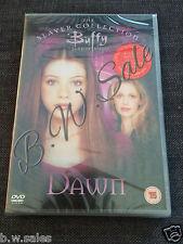DAWN BUFFY VAMPIRE SLAYER DVD Michelle Trachtenberg NEW 4 Classic Episodes
