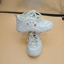 Stride rite girls sneakers 8W