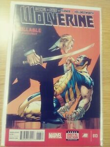 WOLVERINE 8-13 NM MARVEL PA8-245