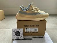 Adidas Yeezy Boost 350 V2 Linen FY5158 7.5 EU 41 1/3  Brand New With Receipt