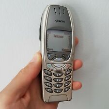 Nokia 6310i Mercedes-Benz stickers rare vintage cell phone UNLOCKED US Seller!