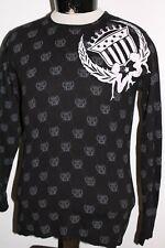 Silver Star Uomo Medium M Termico Camicia Combine Nave Discount