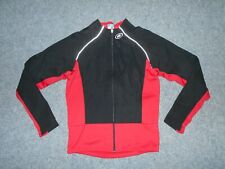 PERFORMANCE MENS LARGE WARP KNIT FLEECE CYCLING JACKET