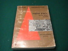 Saint Paul and the Mystery of Christ Men of Wisdom Claude Tresmontant