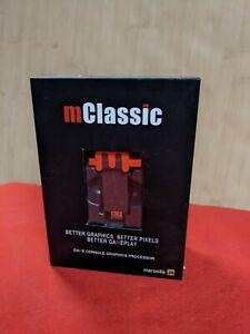 mClassic Game Console Graphics Processor