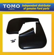 Genuine New Pair of Ford Transit 2000 -2014 Rear Mud Flaps 1146765