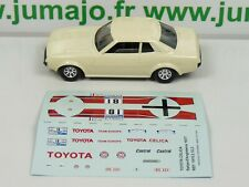 SOL01N Voiture 1/43 SOLIDO (Made in france) TOYOTA CÉLICA RALLYE D'ANGLETERRE 77