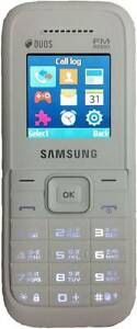 """New SAMSUNG Guru FM Plus (White) Unlocked Dual SIM (2G)1.5""""  SHIP DHL"""