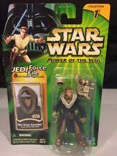 Obi-Wan Kenobi Cold Weather Gear Star Wars Power Of The Jedi NEW Sealed 11481
