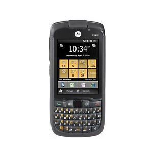 Motorola E series ES400S - 1GB - Black (Sprint) Smartphone ES405B Scanner Phone