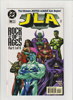 JLA #10 NM- 9.2 DC Comics Justice League Rock of Ages pt.1 Joker Batman 1997