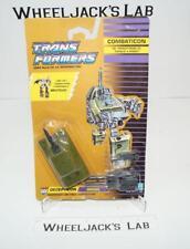 Brawl Bruticus MOSC NEW Unused Sealed Vintage Classics 1991 G1 Transformers