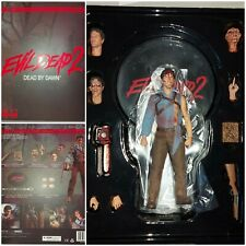 Mezco One:12 Collective Evil Dead 2 Dead By Dawn Ash Williams Bruce Campbell