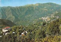 Cartolina Uscio Genova Colonia Salute Carlo Arnaldi panorama 1991
