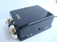 Western Electric 334A subset telephone ringer box restored outside bells