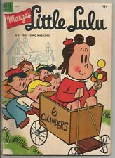 Marge's Little Lulu #58 (Apr 1953, Dell) 2.0 GOOD CONDITION. COMPLETE