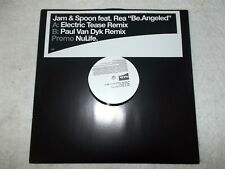 Vinyl 12 inch Record Single Jam & Spoon featuring Re Be Angeled 2001