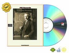 Albert Einstein (1879-1955) FBI Records Files CDROM