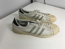 RARE 70s Adidas Superstar Vintage Made in France pro model vtg NBA Sz 17 Run DMC