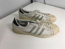 RARE 70s Adidas Superstar Vintage Made in France pro model vtg NBA Sz 17 Run DMC
