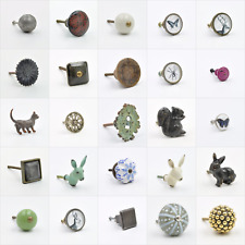 Vintage Old Style Knob, Pull, Handle, for Cupboards, Doors, Cabinets, Drawers, F