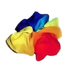 Gay Pride Rainbow Hair Scrunchie Terivoile Lesbian