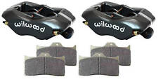 "NEW WILWOOD FORGED DYNALITE BRAKE CALIPERS & PADS FOR .50"" DISCS,1.38"",FDL"
