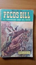 Pecos Bill nuova collana numero 1 1970 ottimo