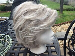 Jon Renau Wig Naomi Lace Front Color Oyster