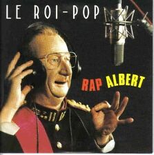 Le Roi-Pop Rap Albert (2 tracks, 1998, cardsleeve) [Maxi-CD]