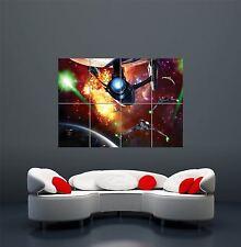 STAR TREK ENTERPRISE  GIANT WALL ART PRINT POSTER PICTURE WA161