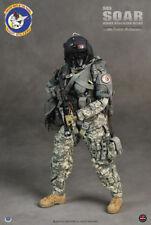 "1/6 Soldier Story Dam Toys Hot Aviator 160th Soar Night Stalkers Pilot 12"" Usmc"