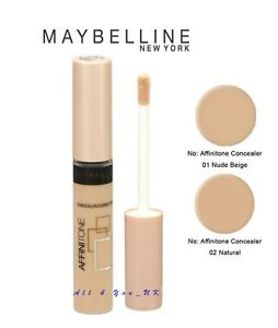Maybelline Affinitone Concealers 7.5ml - Please Choose Shade