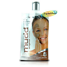 Mudd Mud Face Original Mask 5 Applications Pure Clay Formula - 50ml