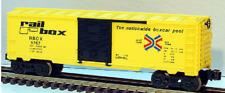 Lionel 6-9767 Rail Box Car O GAUGE