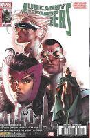 Uncanny Avengers N°10 - Panini-Marvel Comics Octobre 2015 - Neuf