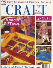 MAGAZINE -  CLEVER CRAFT & SEWING ANNUAL