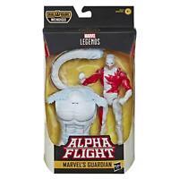 "Marvel Legends Guardian Alpha Flight 6"" Action Figure Hasbro"