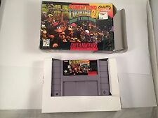 Donkey Kong Country 2: Diddy's Kong Quest (Super Nintendo Entertainment System,