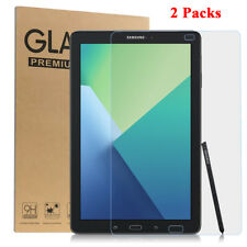 """Tempered Glass Screen Protector for Samsung Galaxy Tab A 10.1"""" SM-P580 [2 Pack]"""
