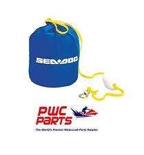 "SEADOO OEM Sandbag Anchor 295100212 Blue - 600-Denier Polyester - 12.5"" x 9"""
