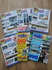 AUDIOVISION Magazin - 1998 kompletter Jahrgang 1-6, Zeitschrift für Kino zuHause