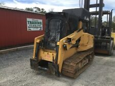 2009 Rayco C100 Crawler Mulcher Skid Steer Loader NEEDS WORK!