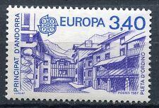 TIMBRE ANDORRE FRANCE NEUF N° 359  **  EUROPA STATION DE SPORTS PLETA D ORDINO
