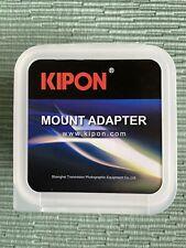 "KIPON KALANKZLCM LEICA/M-NIK Z Official KIPON mount adapter ""L/M-N/Z"" Adorama"