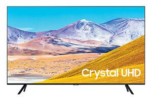 "Samsung TU8000 UN50TU8000FXZA 50"" LED 4K Smart TV - Black"